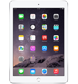 iPad Air 2 - Silver - 16GB