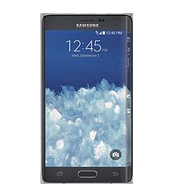 Galaxy Note Edge - Charcoal Black