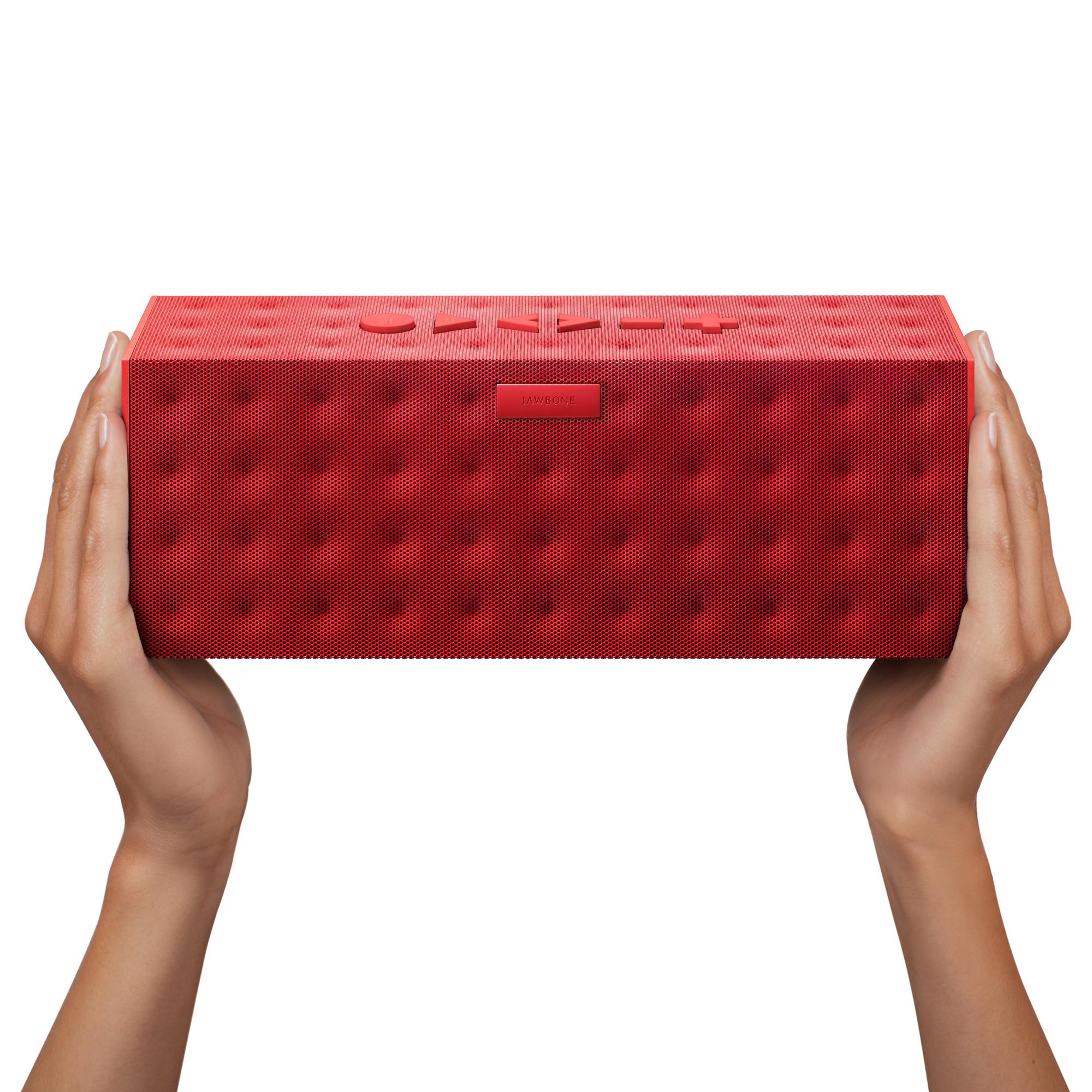 BIG JAMBOX® - Portable Bluetooth Speaker Red Dot
