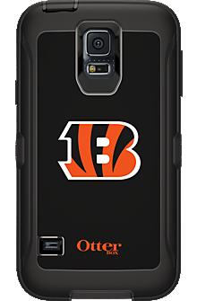 NFL Defender by OtterBox for Samsung Galaxy S5 - Cincinnati Bengals
