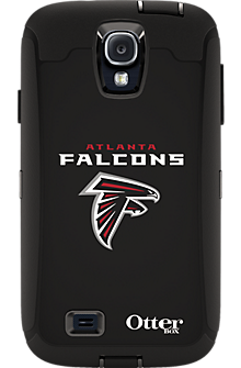 NFL Defender by OtterBox for Samsung Galaxy S4 - Atlanta Falcons