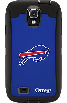 NFL Defender by OtterBox for Samsung Galaxy S4 - Buffalo Bills