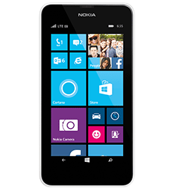 Lumia 635 - Prepaid - Certified Pre-Owned