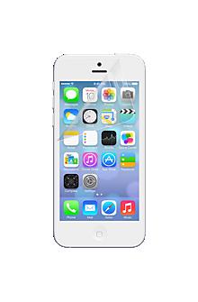 Anti-Scratch Screen Protectors (3 Pack) w/ Screen Wipe for Apple iPhone 5c