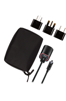 International Travel Charger Kit for Micro USB
