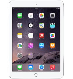 iPad Air 2 - Silver - 16GB - Prepaid