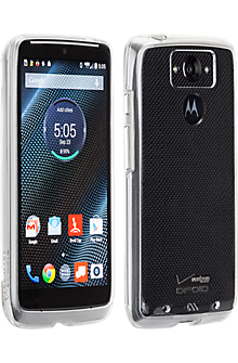 Naked Tough for DROID Turbo - Clear
