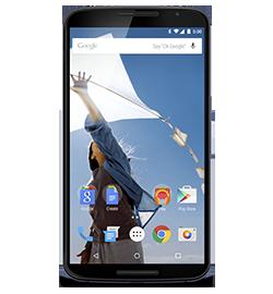 Nexus 6 - Blue - 32GB - Certified Pre-Owned