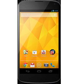 Nexus 4 - Black - Certified Pre-Owned