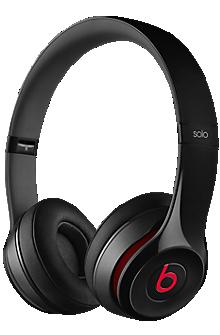 Beats Solo 2 On-Ear Headphone - Black