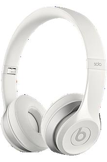 Beats Solo 2 On-Ear Headphone - White