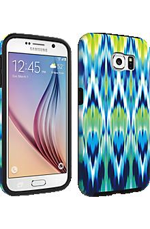 Milk & Honey Ekat Peacock Cover for Samsung Galaxy S 6
