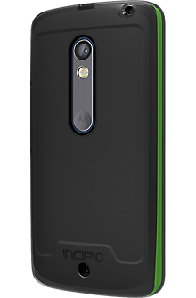[PERFORMANCE] Series Level 5 for DROID Maxx 2 - Black/Neon Green