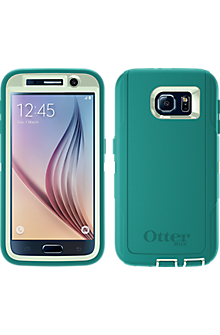 OtterBox Defender Series for Samsung Galaxy S 6 - Cool Melon