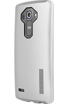 DualPro for LG G4 Silver/Gray