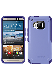 OtterBox Commuter Series for  HTC One M9 - Purple Amethyst
