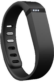 Fitbit Flex Wireless Activity + Sleep Wristband - Black