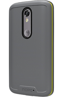 [PERFORMANCE] Series Level 5 for DROID Turbo 2 - Gray/Yellow