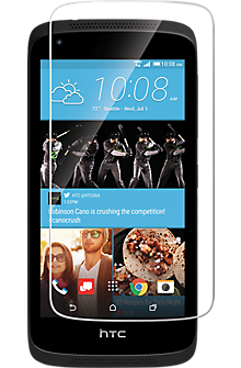 Tempered Glass Screen Protector for HTC Desire 526