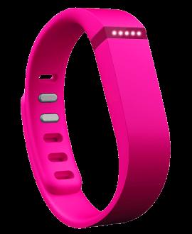 Fitbit Flex Wireless Activity + Sleep Wristband - Hot Pink