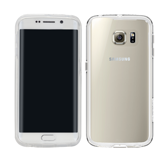 Samsung Galaxy S6 edge Case-Mate Naked Tough Case - Clear