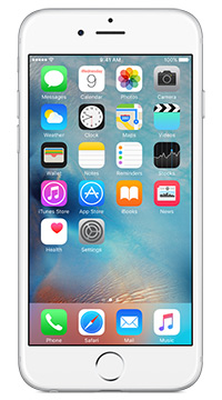 Apple iPhone 6 - Silver 16GB