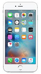 Apple iPhone 6s Plus - Silver 64GB