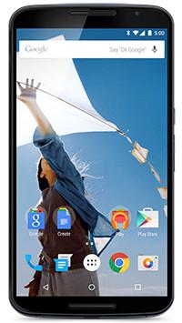 Google Nexus 6  - Midnight Blue 32GB