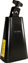 "Tycoon Percussion - 6"" Cowbell - Black"