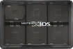 Insignia™ - Game Storage Case For Nintendo 3ds - Gray