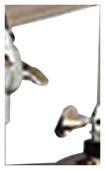 Ddrum - Se Flyer 4-piece Drum Set - White Pearl