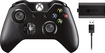 Microsoft - Xbox One Wireless Controller With Play & Charge Kit - Black