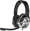 Pdp - Afterglow Lvl 5+ Plus Wired Stereo Gaming Headset For Playstation 4 - White Camo